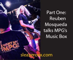 Interview with Mitch Perry Group and ex-Ratt (Bobby Blotzer's version) guitarist Mitch Perry